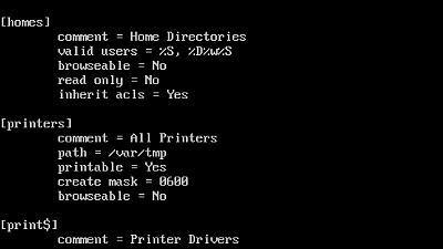 CentOS 7 Samba 설치